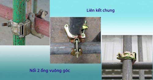 Liên kết chung: nối 2 ống vuông góc