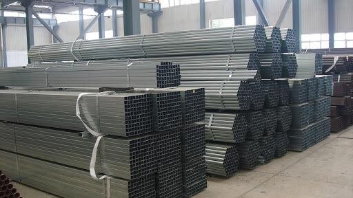 nhà máy thép ống mạ kẽm