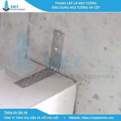 Ứng dụng neo tường và cột