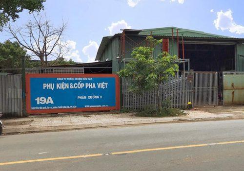 Địa điểm mua cây chống thép tại TPHCM