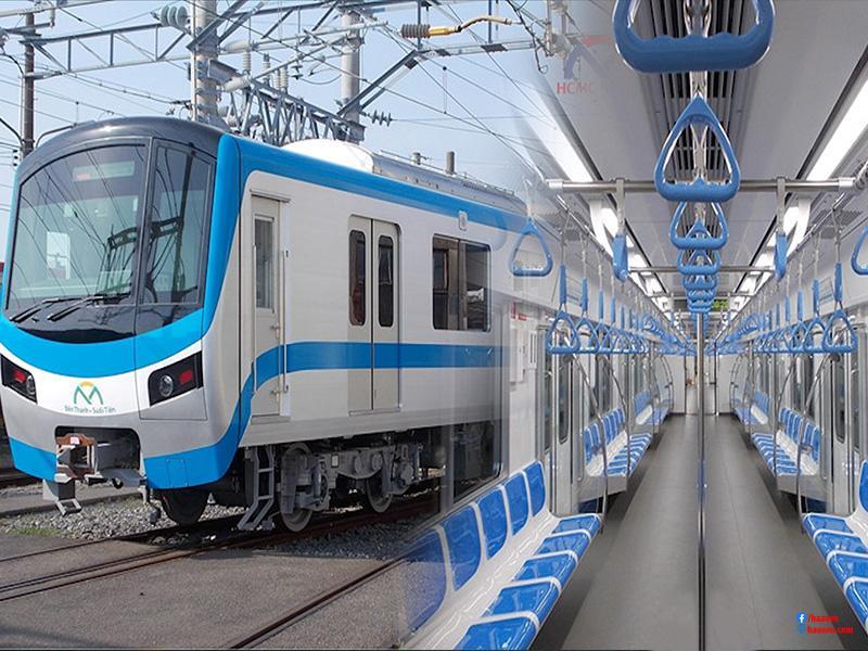 Tàu điện ngầm Sài Gòn