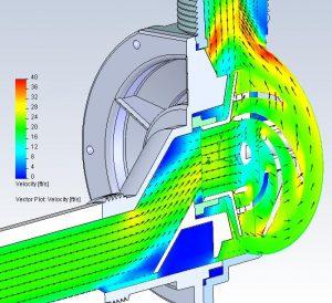 Phân tích dòng chảy và truyền nhiệt (CFD).