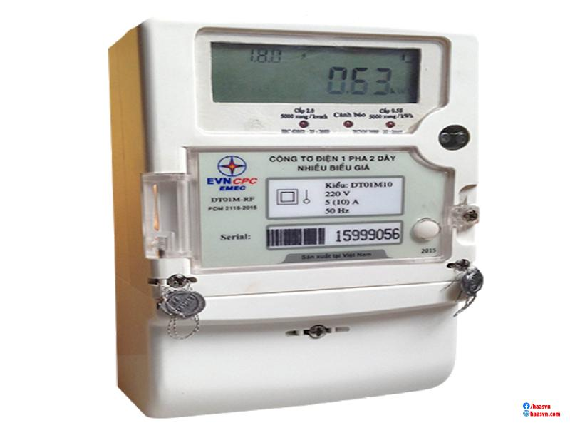 Đồng hồ đo công suất điện 3 pha là gì?