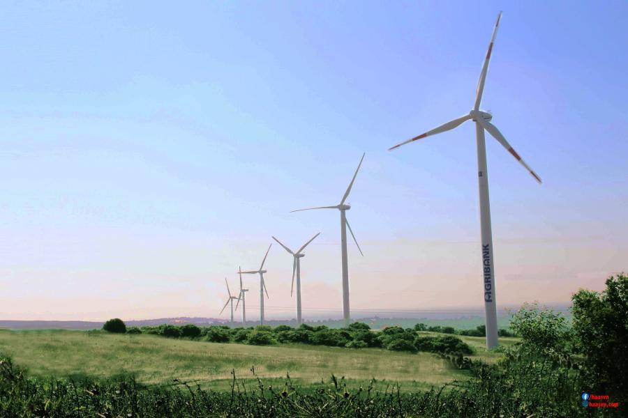 Năng lượng gió là gì?