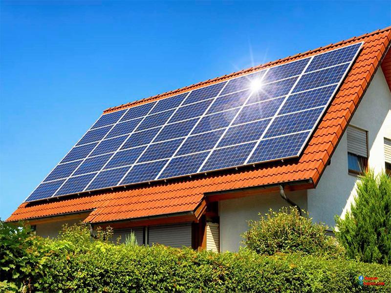 Pin năng lượng mặt trời dùng cho gia đình
