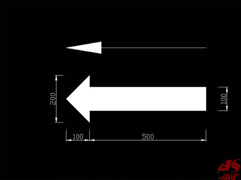 Vẽ mũi tên trong autocad dùng để làm gì?