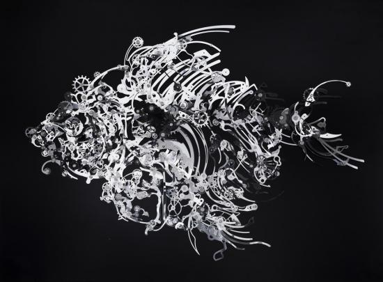 Ứng dụng bulong ốc vít trong các tác phẩm nghệ thuật