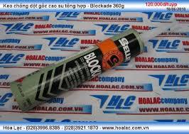 sản phẩm keo chống dột được dùng phổ biến