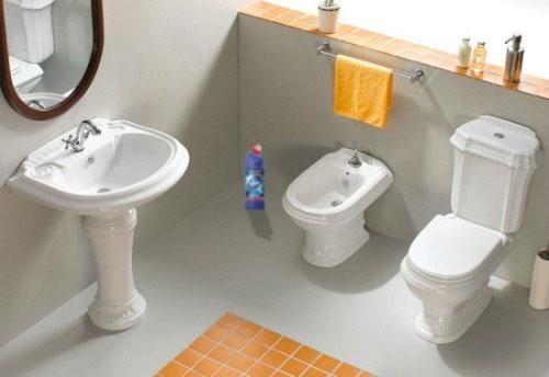 giấy dầu chống thấm nhà vệ sinh