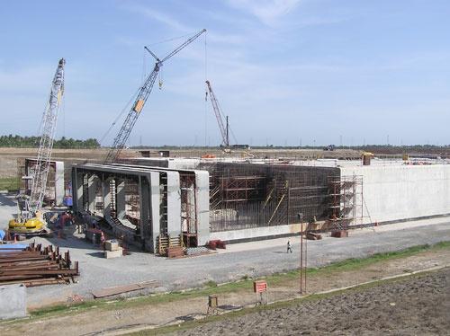 Quá trình xây dựng hầm vượt sông lớn nhất Đông Nam Á - ảnh 3