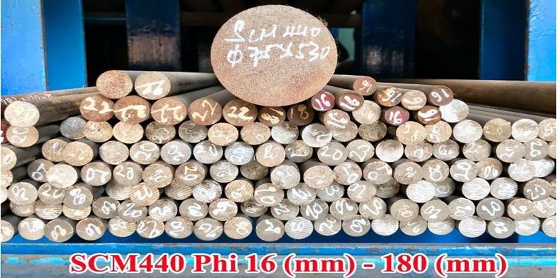 Các loại thép tròn đặc - phukiencoppha.com.vn