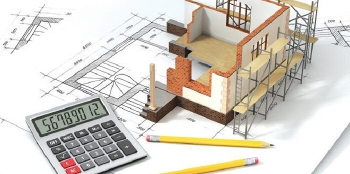 Cách tính diện tích xây dựng và diện tích sử dụng