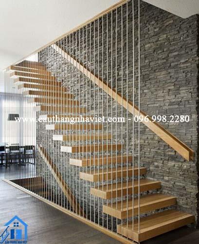 mẫu cầu thang bay hà nội MS9
