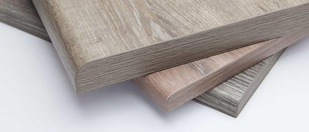 Melamine vân gỗ bọc ngoài cốt gỗ MDF