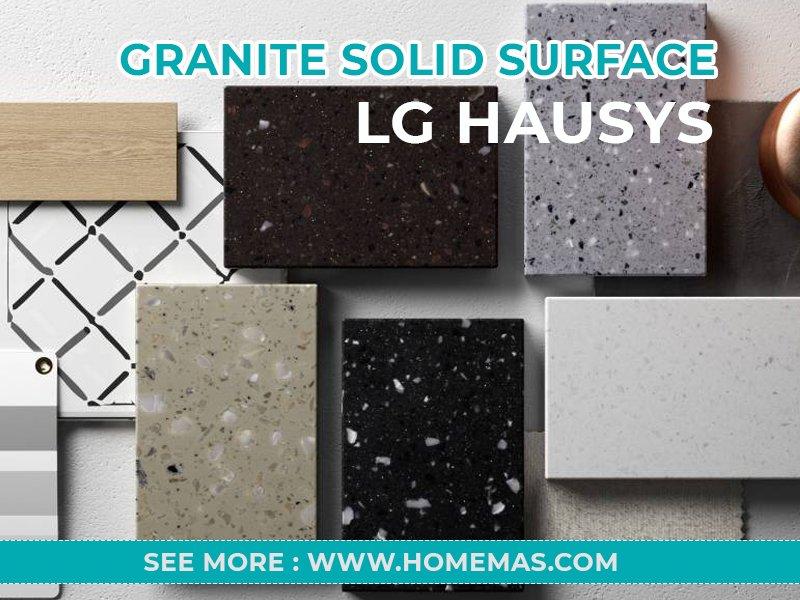 Đá granite nhân tạo là gì