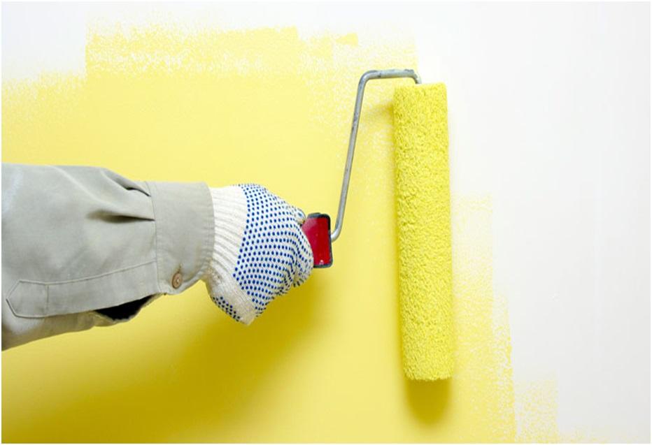 Hướng dẫn sơn nhà đúng kỹ thuật