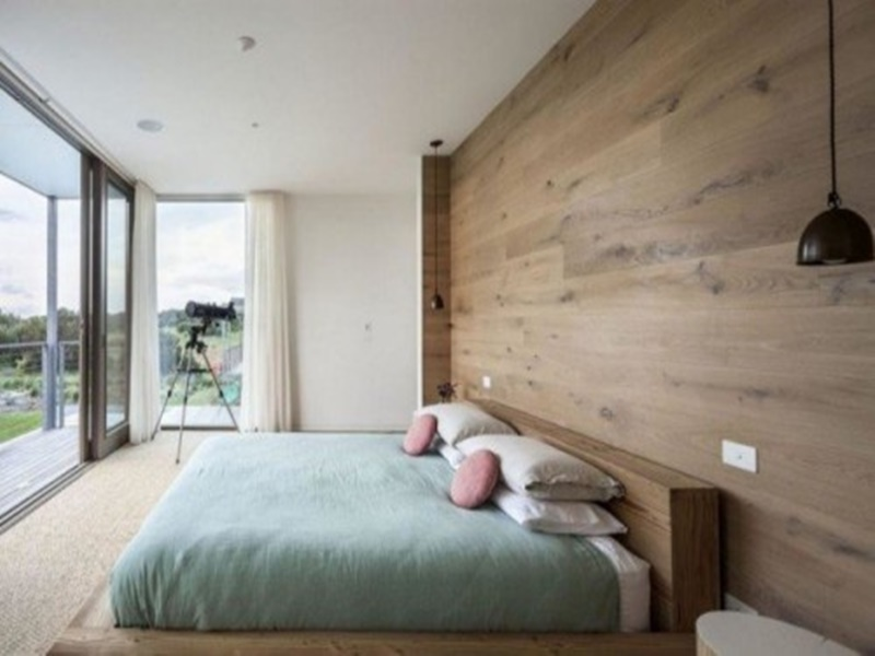 hướng dẫn thi công gỗ ốp tường