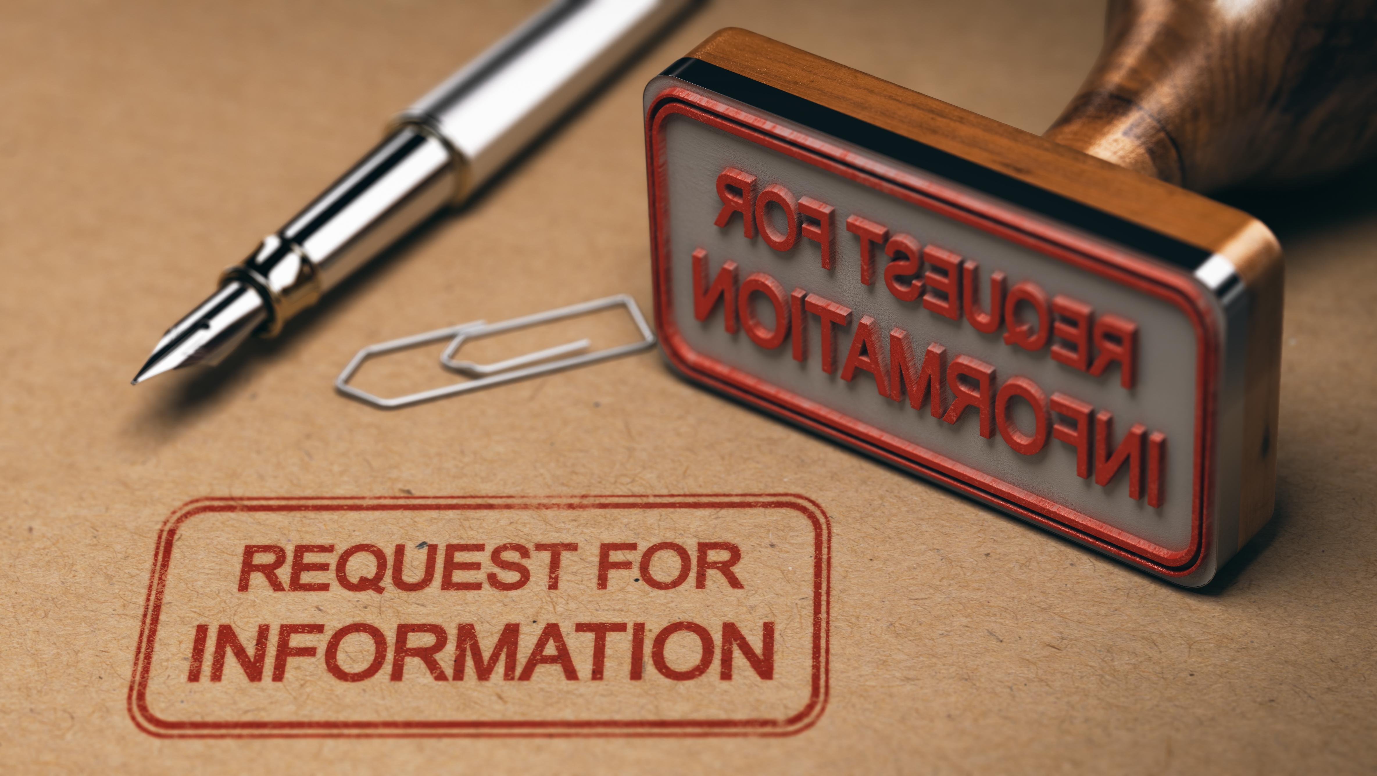 Yêu cầu cung cấp thông tin (Request For Information - RFI) là gì? Trường hợp nên sử dụng