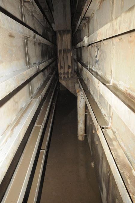 Quá trình xây dựng hầm vượt sông lớn nhất Đông Nam Á - ảnh 22
