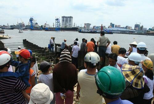 Quá trình xây dựng hầm vượt sông lớn nhất Đông Nam Á - ảnh 9