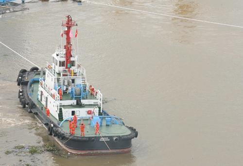 Quá trình xây dựng hầm vượt sông lớn nhất Đông Nam Á - ảnh 11