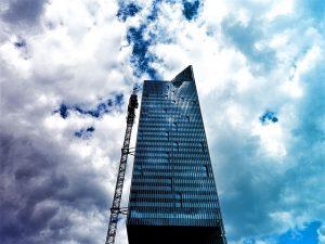 Ngành xây dựng nên những tòa nhà chọc trời