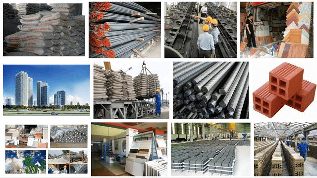 Vật liệu xây dựng (VLXD)